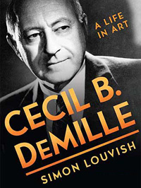 Cover of Cecil B. DeMille: A Life in Art