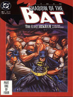 Cover of Batman: Shadow of the Bat #1