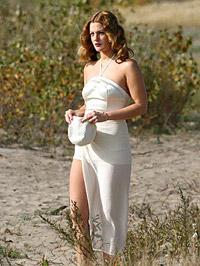 Drew Barrymore in Grey Gardens