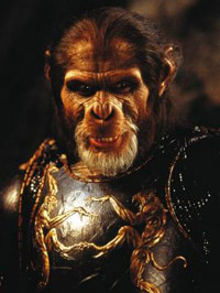 Tim Roth in Planet of the Apes