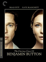 Cover of The Curious Case of Benjamin Button Criterion Blu-ray