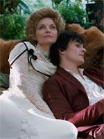 Michelle Pfeiffer and Rupert Friend in Cheri