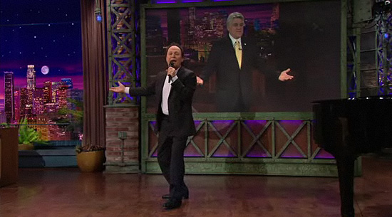 Billy Crystal on The Tonight Show with Jay Leno