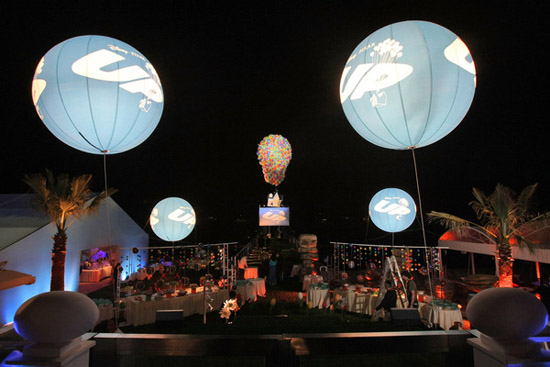Up party at the 62nd International Cannes Film Festival