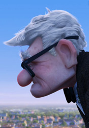 Ed Asner (voice) in Up