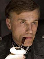 Christoph Watz in Inglourious Basterds