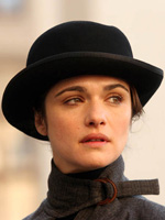 Rachel Weisz in The Brothers Bloom