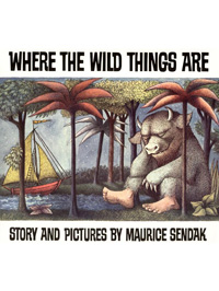 Cover of Where the Wild Things Are by Maurice Sendak