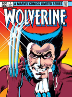 Cover of Wolverine #1