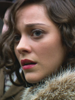 Marion Cotillard in Public Enemies