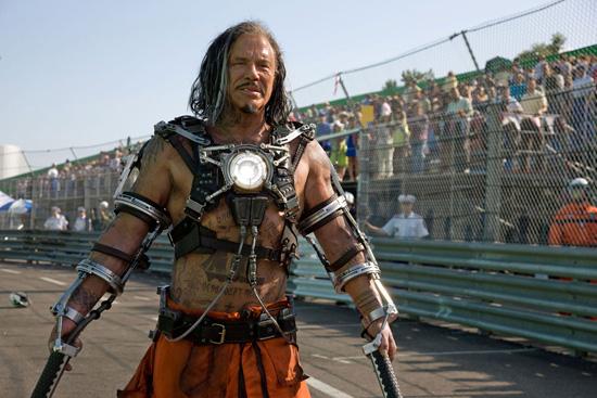 Mickey Rourke in Iron Man 2