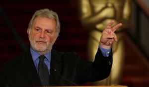 Exiting Oscar president Sid Ganis