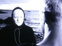 Bengt Ekerot in The Seventh Seal