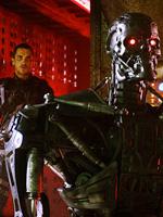Christian Bale in Terminator Salvation