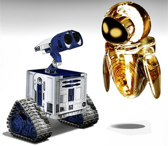 EALL2-D2 and EVE-3PO