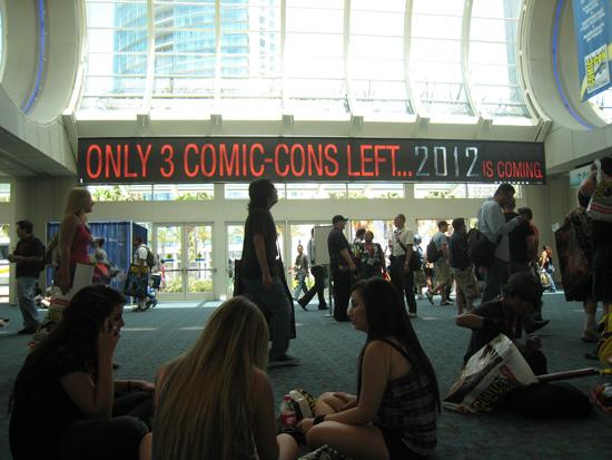 2012 San Diego Comic-Con International