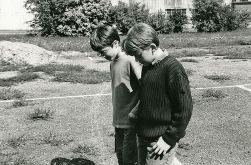 (from left) Daniel Radcliffe and Rupert Grint