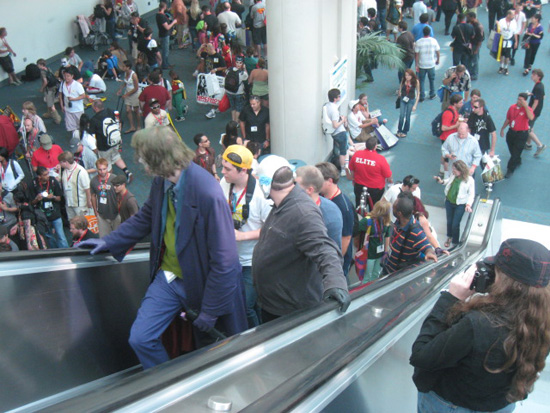 2009 San Diego Comic-Con International