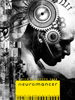 Cover of William Gibson's Neuromancer