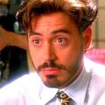 Robert Downey Jr. in Natural Born Killers