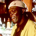 Samuel L. Jackson in Jackie Brown