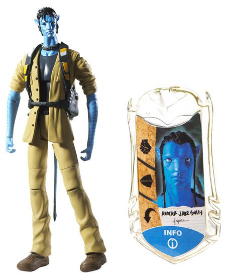Na'vii action figure