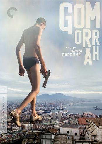Criterion cover for Gomorrah