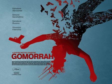 Rejected UK poster for Gomorrah