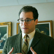 Michael Stulbarg in A Serious Man