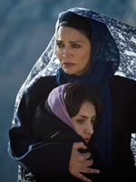 Shohreh Aghdashloo in The Stoning of Soraya M