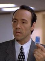 Kevin Spacey in Swimming With Sharks