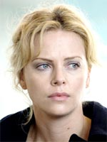 Charlize Theron in The Burning Plain