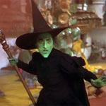 Margaret Hamilton in The Wizard of Oz