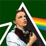 The Wizard of Oz vs. The Dark Side of the Moon