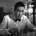 Humphrey Bogart in Casablanca