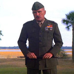 Robert Duvall in The Great Santini