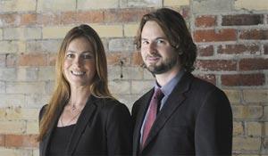 Kathryn Bigelow and Mark Boal