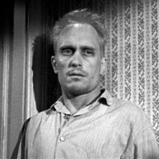 Robert Duvall in To Kill a Mockingbird