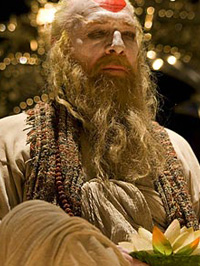 Christopher Plummer in The Imaginarium of Doctor Parnassus