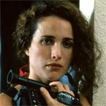 Andie MacDowell in sex, lies and videotape