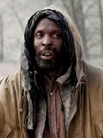 Michael K. Williams in The Road