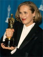 Jane Campion at the 1993 Academy Awards