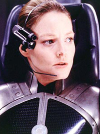 Jodie Foster in Contact