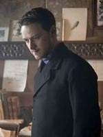 James McAvoy in The Last Station