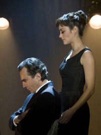 (from left) Daniel Day-Lewis and Marion Cotillard in Nine