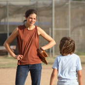 (from left) Michelle Monaghan and Jimmy Bennett in Trucker