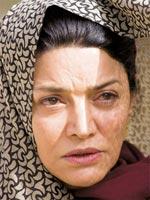 Shohreh Aghdashloo in The Stoning of Soraya M.