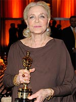 Lauren Bacall at the 2009 Governors' Awards