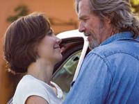 (from left) Maggie Gyllenhaal and Jeff Bridges Crazy Heart