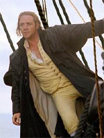 Russell Crowe in Master and Commander: The Far Side of the World